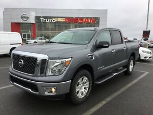 2017 Nissan Titan SV Crew Cab 4x4 SAVE BIG!