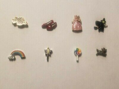 "New Origami Owl ""Wizard of Oz"" 80th Anniversary Exclusive ""Your Choice"" Charms"