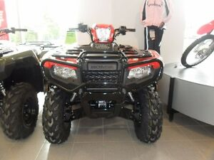2018 Honda TRX500FA6 $57.03 WEEKLY! FULLY LOADED ATV! FUEL INJEC