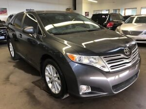 2010 Toyota Venza AWD / LOW KILOMETRES / ONE OWNER / ACCIDENT FR