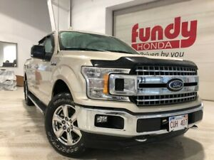 2018 Ford F-150 XLT Crew Cab w/302A Package, LIKE NEW ONE LOCAL