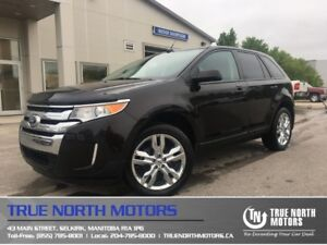 2013 Ford Edge SEL Remote Start Nav Back Up Cam No Accidents