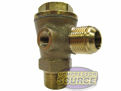 Puma Compressor 12 Male Npt Compressed Air Check Valve Oem Replacement 2414025t