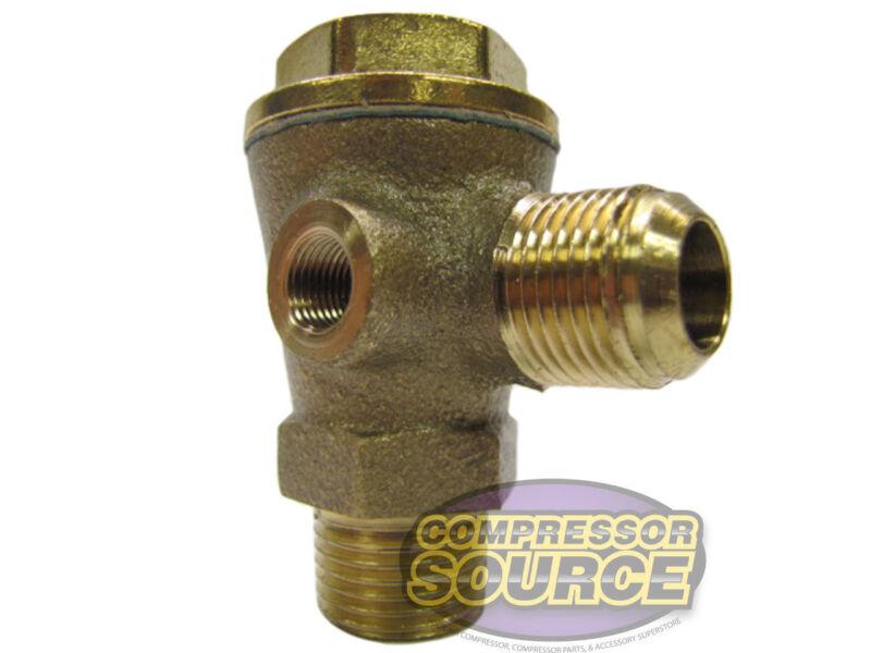 Puma Compressor 1/2 Male NPT Compressed Air Check Valve OEM Replacement 2414025T