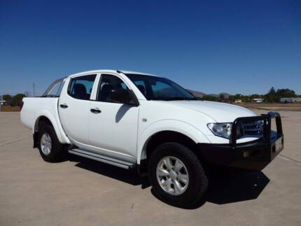 2012 Mitsubishi Triton Ute Townsville 4810 Townsville City Preview