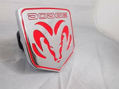 Dodge Ram 1500 2500 Hitch Plug Cover Auto Truck Car NEW HEMI