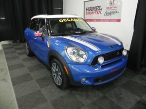 2013 MINI Cooper Countryman S AWD Auto