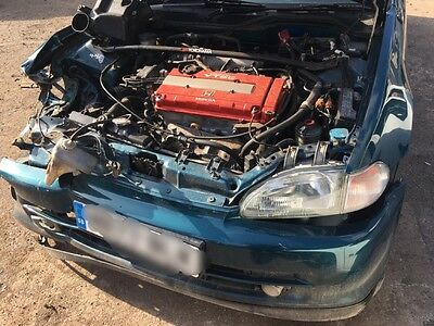 Civic Eg9 Vti B16 breaking, b16 b18 k20 k9 eg dc2 type r, used for sale  Halifax