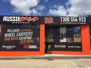 GRAND OPENING AUSSIE OFFROAD 4X4 PARTS AND ACCESSORIES Campbellfield Hume Area Preview