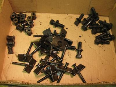 1923 Fordson Model F Tractor 16 Flywheel Magneto Magnet Bolts Screws Spacers Etc