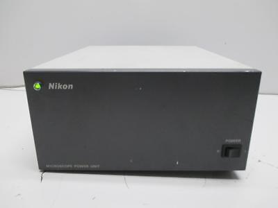 Nikon V-ps100du-2 Power Supply For Eclispe E800 Microscope