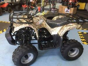 XTM 110cc QUAD LAST ONE IN COOL CAMO COLOUR! 3 years Warranty!!! Canning Vale Canning Area Preview
