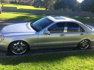"""Mercedes Benz S430 V8 20"""" wheels luxury with Class Berwick Casey Area Preview"""