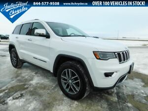 2017 Jeep Grand Cherokee Limited 4x4 | Leather | Nav | Luxury Gr