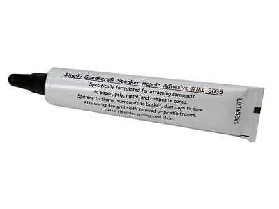 Special Speaker Repair Glue - Best Adhesive for Foam Edges Dust Caps
