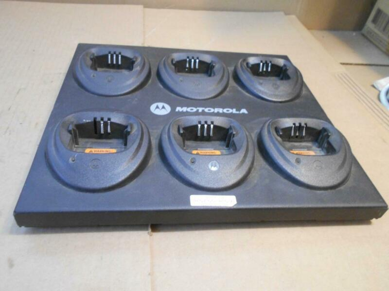 Motorola Multi Unit Charger WPLN4171A compatible with CP200 PR400~