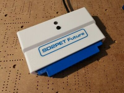 SD2PET Future SD Card disk drive solution - Commodore PET & CBM Series Computers