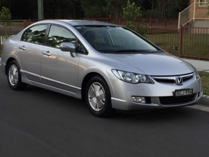 2007 Honda Civic Sedan Hybrid Excellent Condition