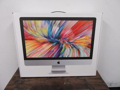 "NEW 2019 Apple 27"" 5K iMac 3.7GHz 6 Core i5 / 16GB / 2TB FUSION / MRR12LL/A"