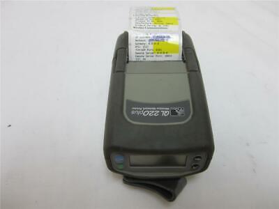 Zebra Ql220 Mobile Thermal Label Printers Bluetooth Wifi