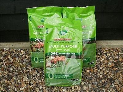 Westland Surestart Grass Lawn Seed Multi Purpose - 360sqm Hard Wearing