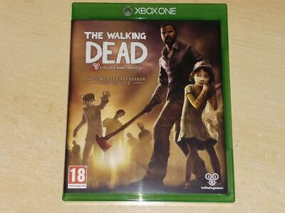 The Walking Dead The Complete First Season Plus 400 Days Xbox One Telltale