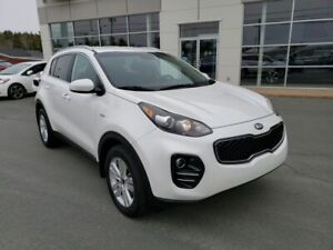 2019 Kia Sportage LX AWD. Camera, heated seats. 100k warranty.