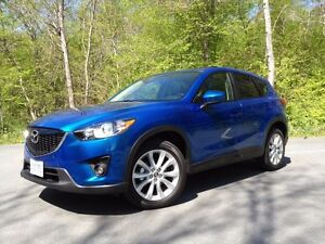 2013 Mazda CX-5 GT / AWD / AUTOMATIQUE / CUIR / TOIT / CAMERA