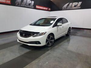 2015 Honda Civic Sedan SI-TOIT-,MAGS-CAM RECUL-JAMAIS ACCIDENTE