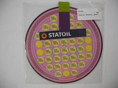 Mainpal Inv Statoil 45 7  Picture Disc Single 2002 Ex   Experimental