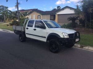 2004 Holden Rodeo Manual 4WD Turbo Diesel (RWC&Rego)