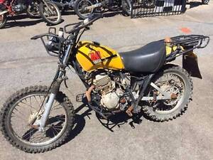 YAMAHA AG 200 1985 WRECKING BIKE St Agnes Tea Tree Gully Area Preview