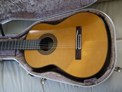 Yamaha GC41 Grand Concert Classical Acoustic Guitar City North Canberra Preview