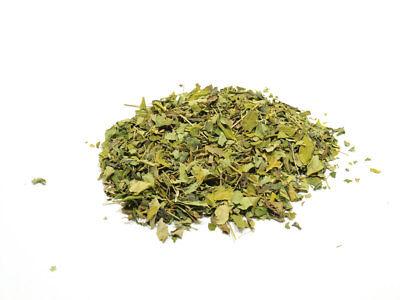 100g Moringa Blätter geschnitten loser Tee Kräuter