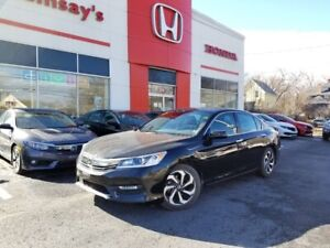 2016 Honda Accord Sedan EX-L LOW KM!