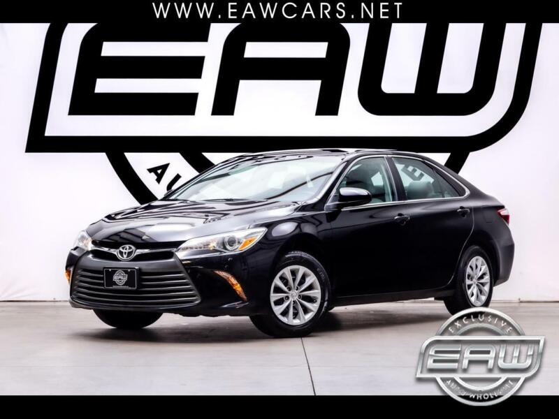 Image 1 Voiture American used Toyota Camry 2016