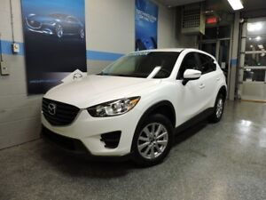 2016 Mazda CX-5 GX AWD MAGS A/C GPS SIEGES CHAUFFANTS LOW MILEAG