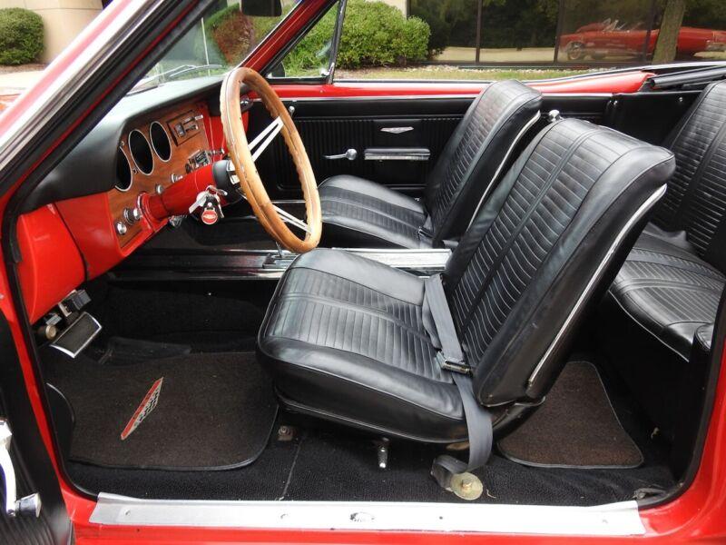 Image 9 Voiture Américaine de collection Pontiac GTO 1966