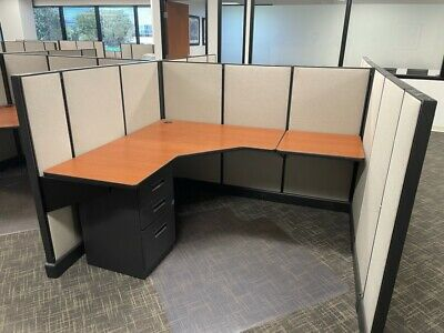 Herman Miller 6x5 Office Cubicles Workstations