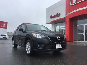 2014 Mazda CX-5 GS Remaining 5 Unlimited kms warranty .