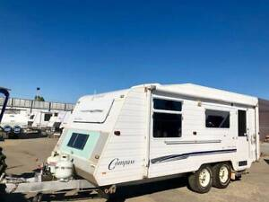 2004 Compass Limited Edition 20' Rockingham Rockingham Area Preview