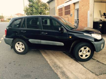 2002 Toyota RAV4 Woolloongabba Brisbane South West Preview