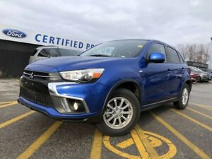 2018 Mitsubishi RVR SE AWD|HEATED SEATS|KEYLESS ENTRY|FOG LAMPS