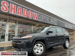 2015 Jeep Cherokee Sport - V6 FWD - COLD WEATHER PACK