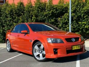 2007 Holden Commodore VE SS V Ignition 6 Speed Manual Sedan Blacktown Blacktown Area Preview