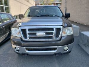 2007 Ford F-150 XLT SUPERCREW 4X4 5.4L