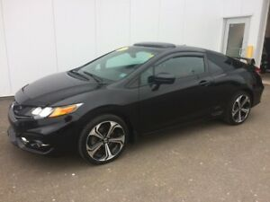2014 Honda Civic Coupe Si Well maintained and Sporty