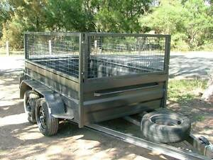 Box trailer Quality Australian Made ready to go Amaroo Gungahlin Area Preview