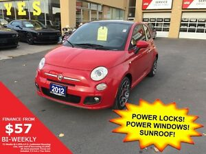 2012 FIAT 500 Kingston Kingston Area image 1