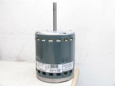 Genteq X13 Ecm Blower Motor 5sme39nxl179 34hp 208-230v 1050rpm 1ph Hd46ar251